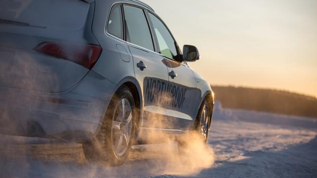 Nokian Tyres и SOCAR переобуют к зимнему сезону