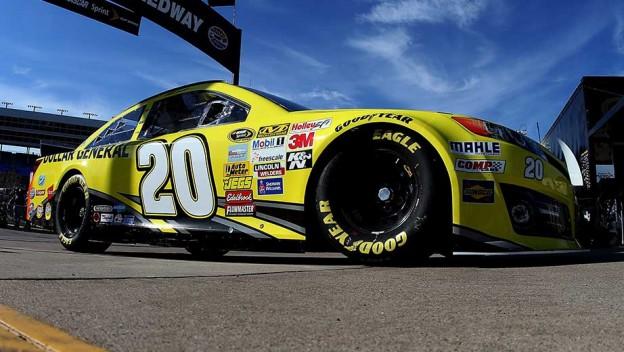 Goodyear продлила соглашение с NASCAR