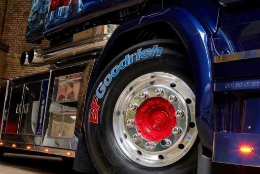 Грузовые шины BFGoodrich выходят на европейский рынок