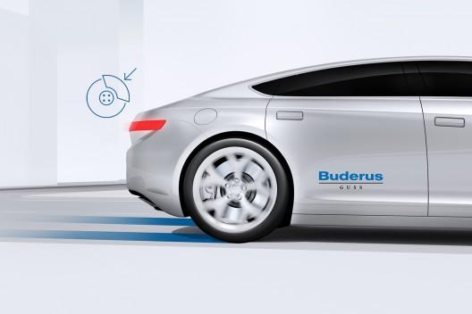 Тормозные диски iDisc от дочерней компании Bosch помогают сократить выбросы твердых частиц в окружающую среду