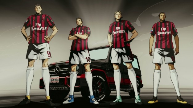 Toyo и ФК «Милан» представили новый рекламный ролик
