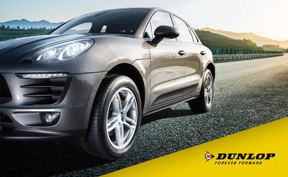 Dunlop выпустит новые шины для мощных кроссоверов