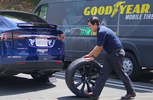 Goodyear Pilots Advanced Tire Maintenance Program повышает эффективность работы автопарков