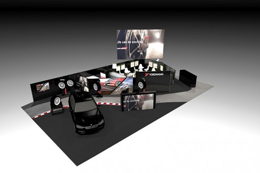 Yokohama приготовила премьеру для Женевского автосалона